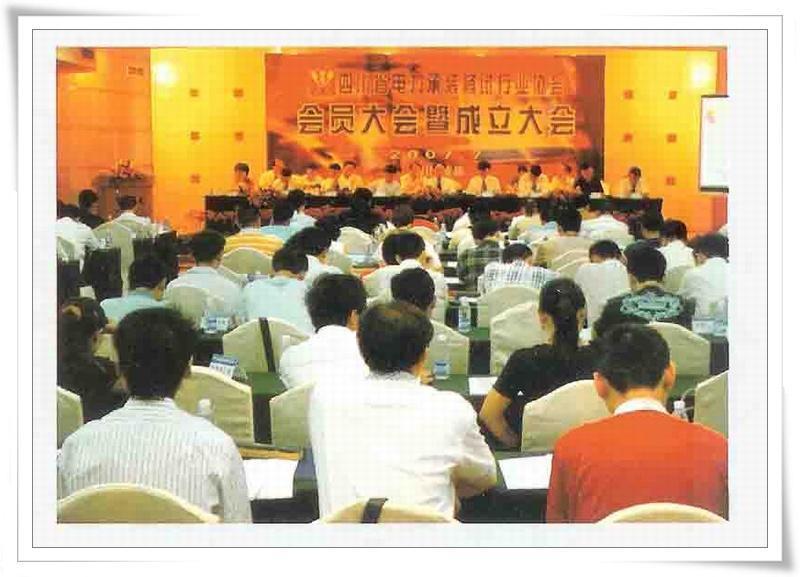 四川省电力承装修试行业协会成立