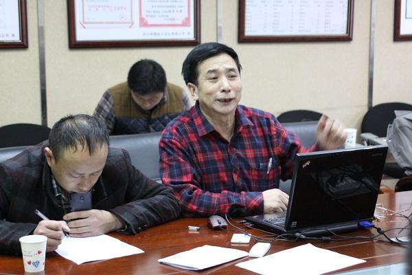 北京分公司召开2014年福建工程总结会