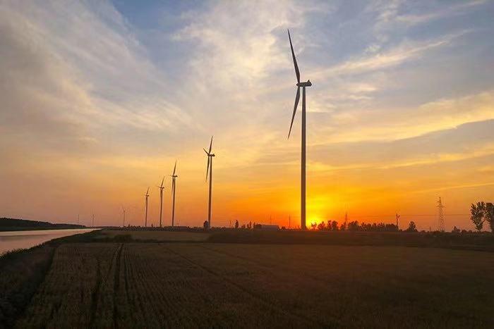 成蜀电力集团中标华润电力德州陵城二期 (100MW) 风电工程项目