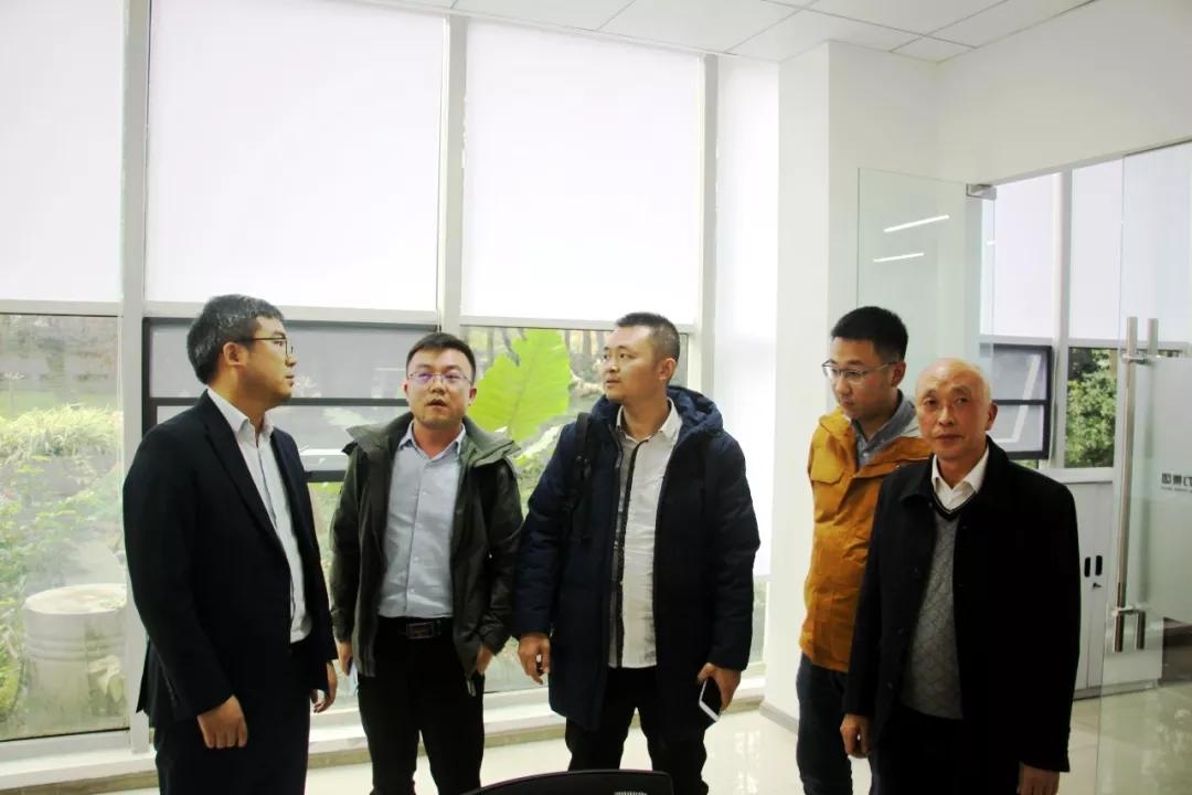 【动态】南昌苏宁置业有限公司考察团一行莅临成蜀电力集团有限公司交流考察