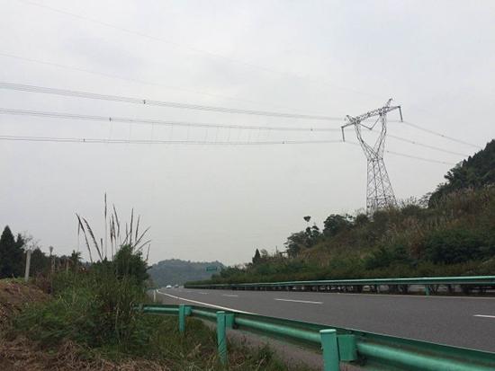 500kV南谭一线OPGW光缆改造工程圆满结束