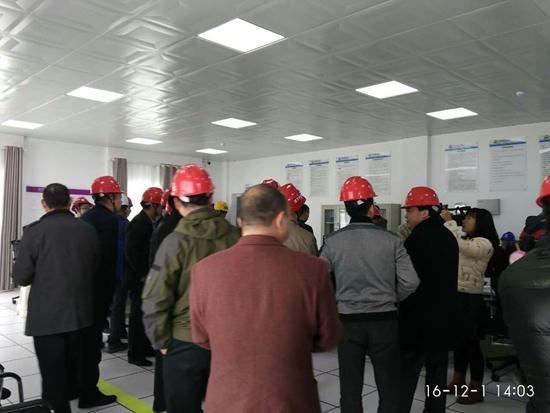汉源清溪风电场110kV送出工程投运成功