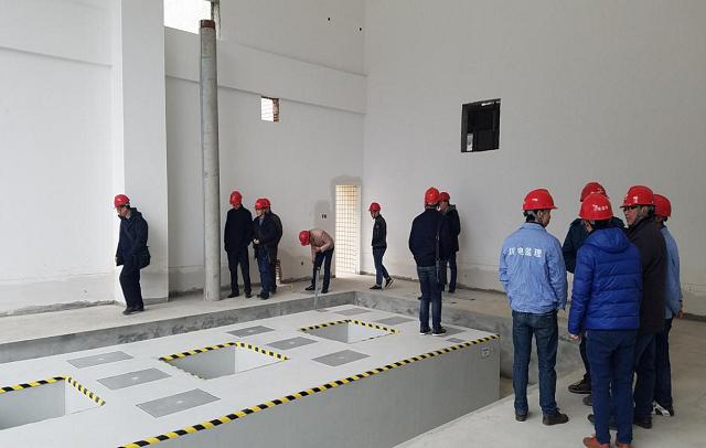 黑河塘220kV变电站工程通过电气安装前的质量监督检查