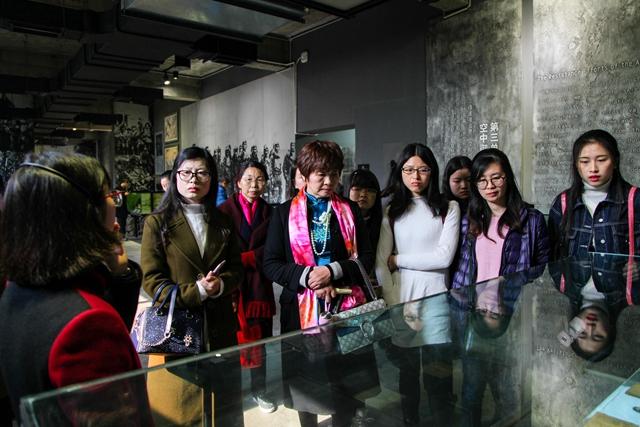 """红色佳人行 巾帼展风采 集团组织""""三八""""节主题活动"""
