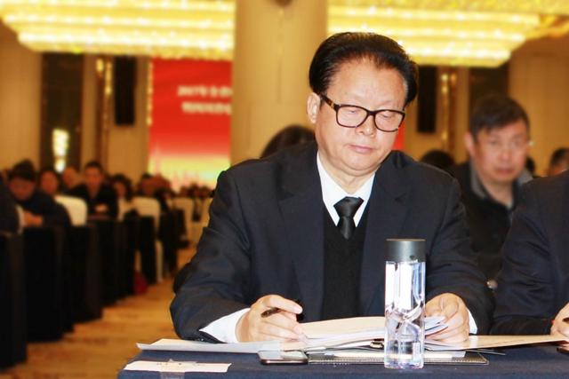 公司董事长参加2017年全省电力承装(修、试)企业工作会议