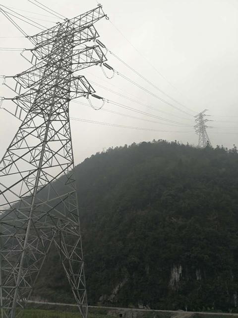 云南220千伏徐家坝输电线路工程
