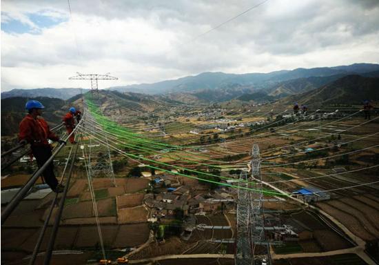 ±800kV锦苏特高压直流线路光缆改造工程提前投运