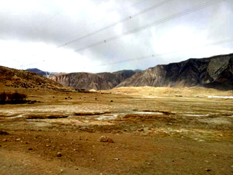 昌都地区环保水保专项工程顺利开工