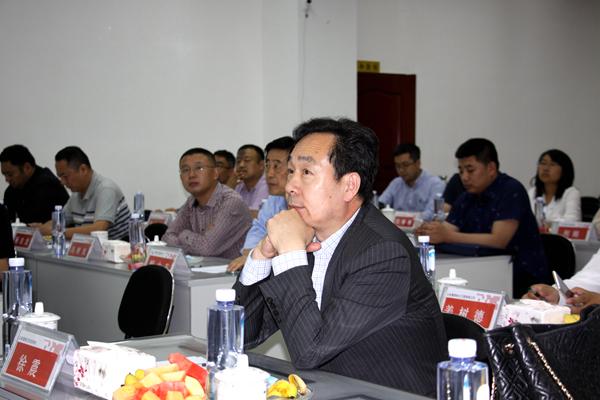 四川省电力企业协会与山东省电力企业协会莅临成蜀电力集团指导交流