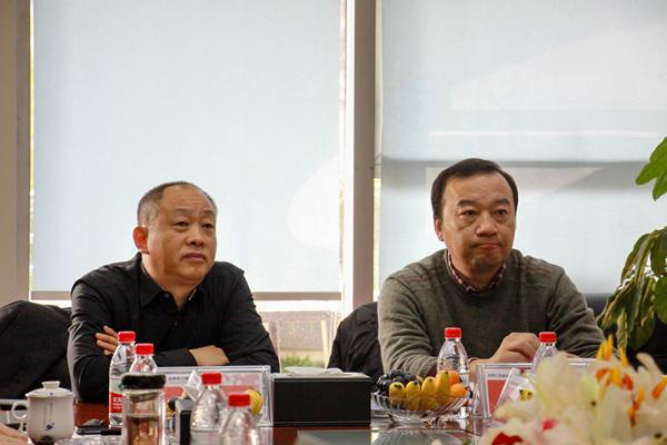 国网江西电力检修公司副总经理胡涛一行来公司考察