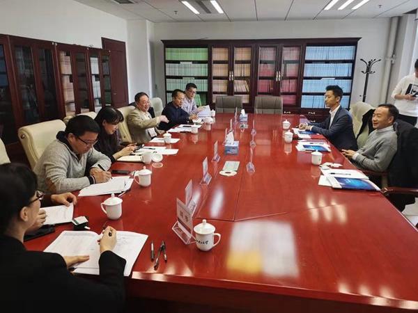 集团副总经理陈金华深入华北电力大学交流学习