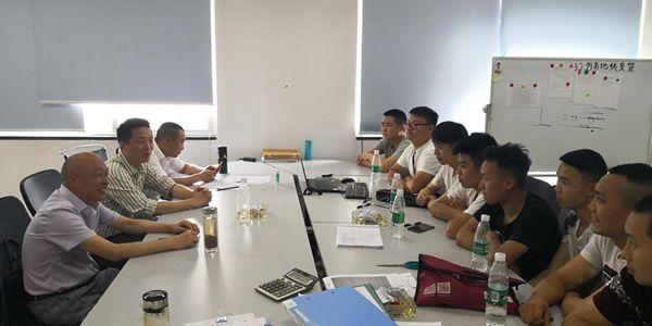 集团公司乐山运维分部举办2019年新员工入职培训会