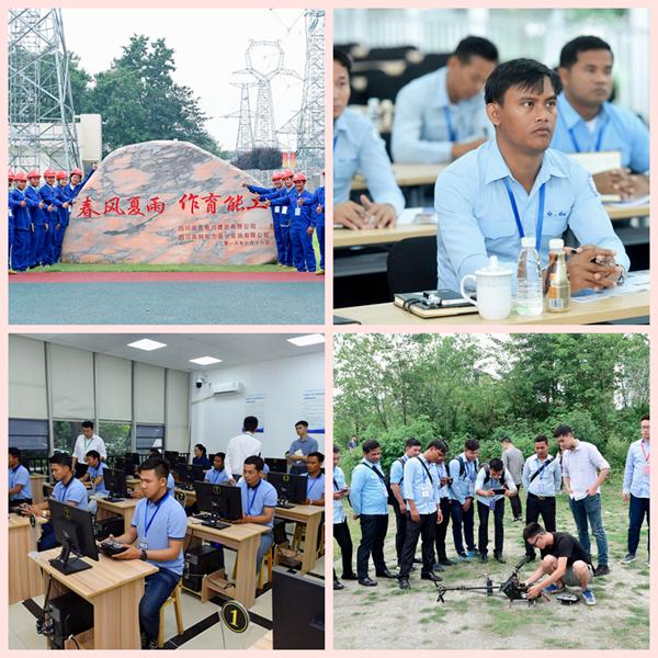 中国重机公司柬埔寨高级专家培训活动近期在成都圆满完成