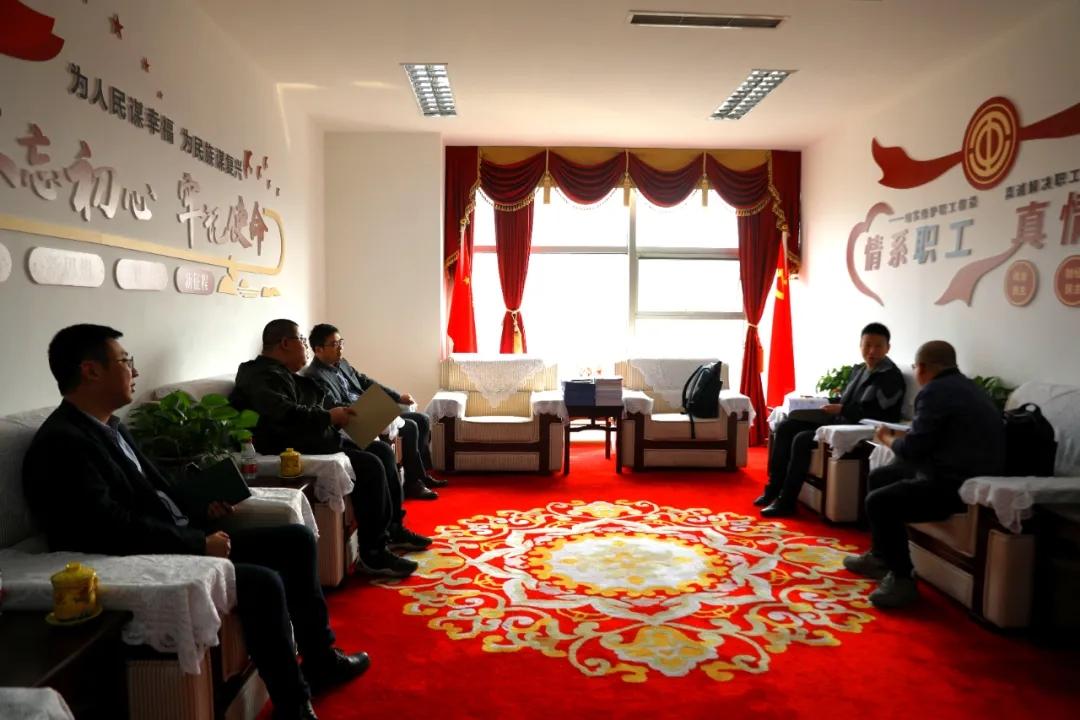 特变电工新疆新能源考察团到访,交流分享促共赢