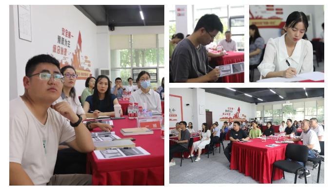 集团组织开展商务演讲技巧与商务礼仪培训